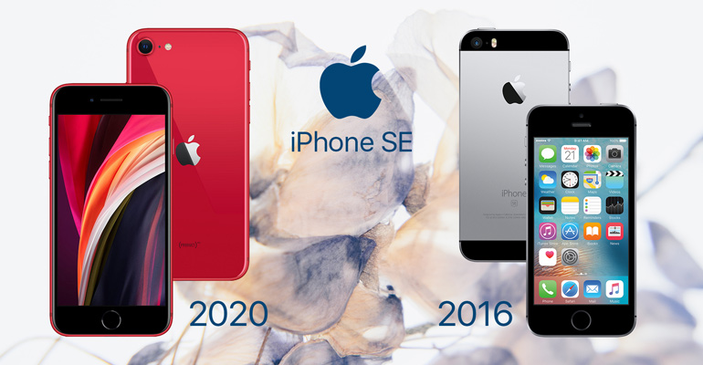 iPhone SE vs. iPhone SE (2016) – alt gegen neu
