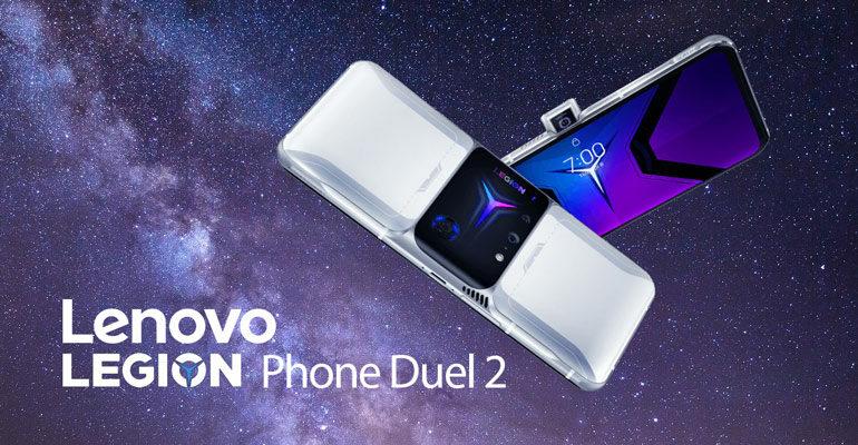 Lenovo Legion Phone Duel 2 – auf Gaming-Leistung getrimmt