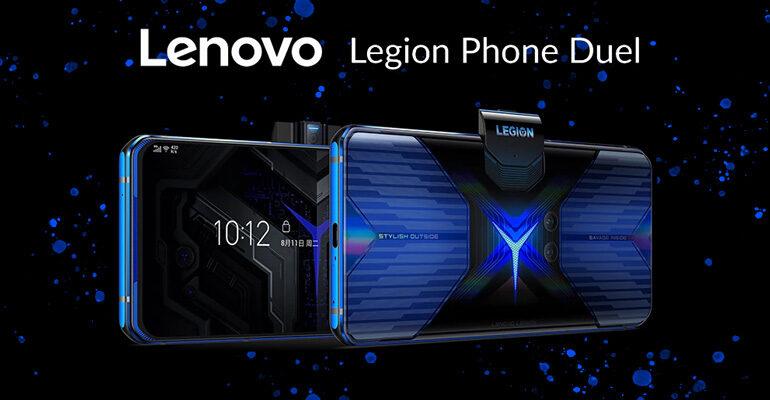 Lenovo Legion Phone Duel – extremes Gaming mit 5G