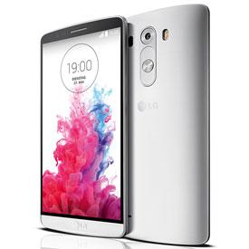 LG G3: Android-Smartphone mit 5,5 Zoll großem Quad-HD-Touchscreen im schicken Metallic-Look