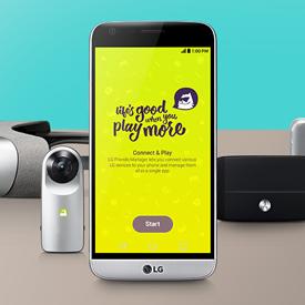 Ein Smartphone für jeden Anspruch: das LG G5
