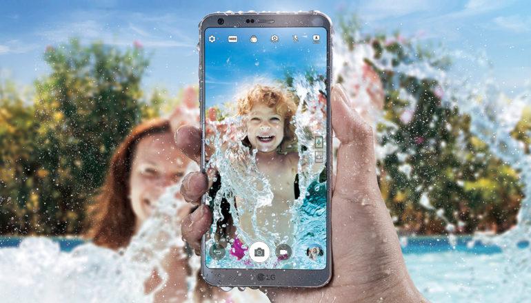 LG G6 – Design der nächsten Generation
