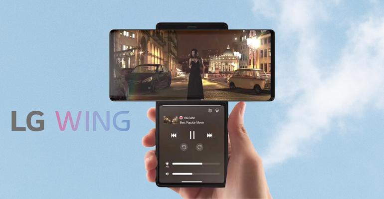 LG Wing – Sliderhandy neu erfunden