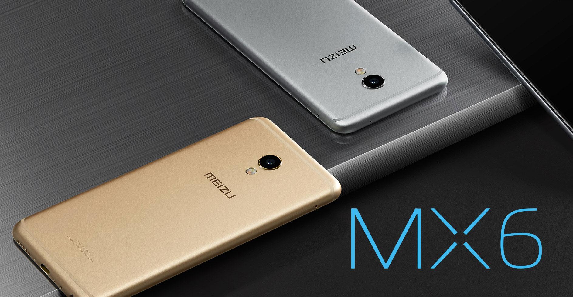 Meizu MX6 – androidbasiertes Smartphone mit ausdauerndem Akku