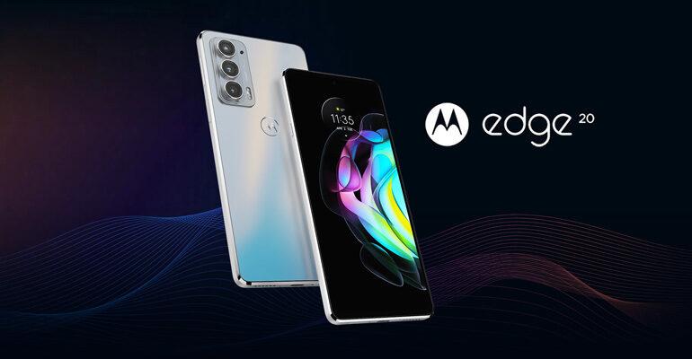 Motorola Edge 20 – mehr Display, mehr Internet, mehr Megapixel