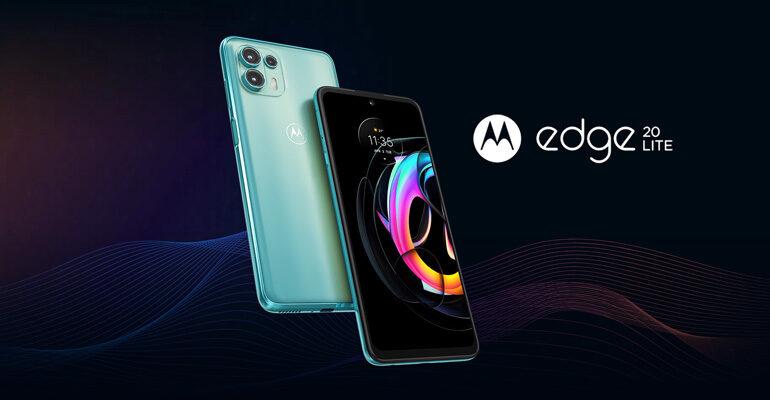 Motorola Edge 20 Lite – lite, aber mit viel Power