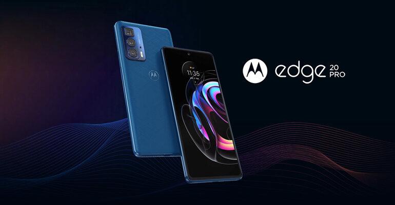 Motorola Edge 20 Pro – 5G-Leistung und Periskop-Tele