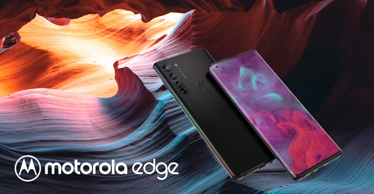 Motorola Edge – neu um die Ecke gedacht