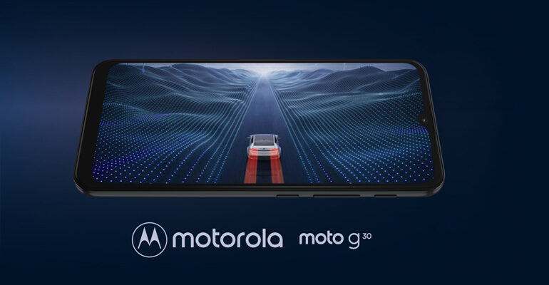Motorola Moto G30 – schnelles Android-Handy