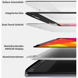 Motorola Moto X Force: erstes Smartphone mit bruchfestem Touchscreen