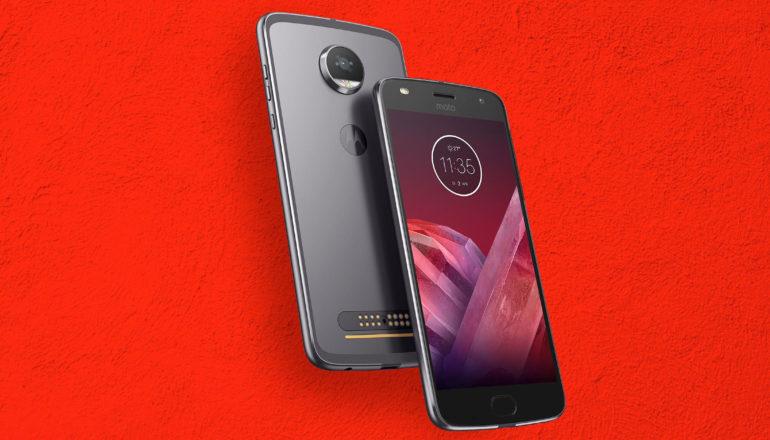 Motorola Moto Z2 Play: Modulares Android-Phablet wird zu allem, was du dir wünscht