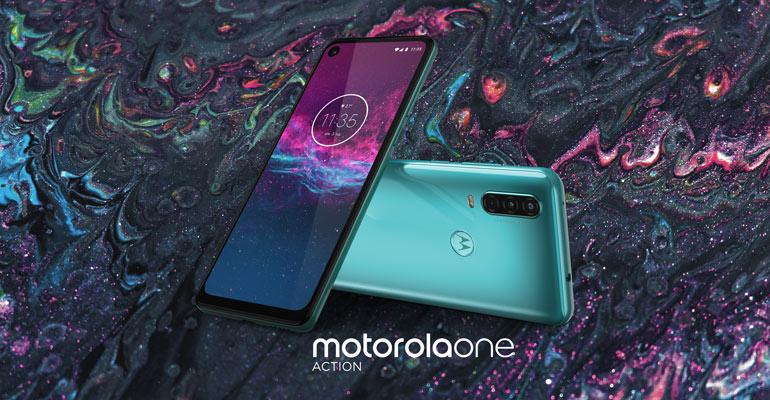 Motorola One Action – Action-Cam fürs Smartphone