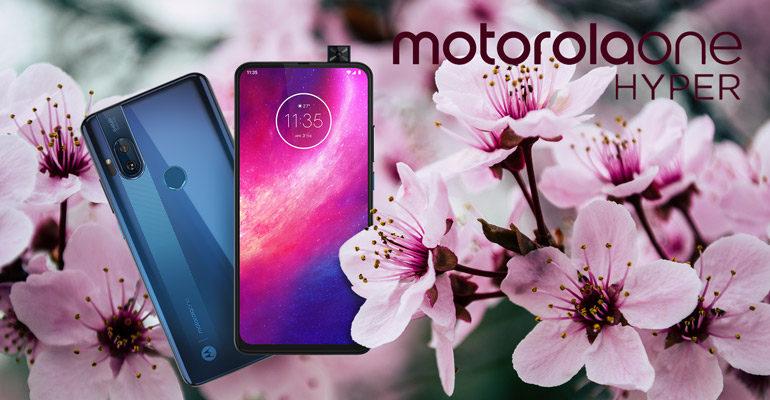 Motorola One Hyper – ausdauerndes Smartphone mit Pop-up-Kamera