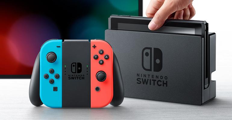 Nintendo Switch – das Konsolen-Allroundtalent