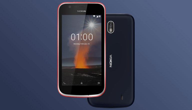 Nokia 1 – günstiges Einsteiger-Smartphone