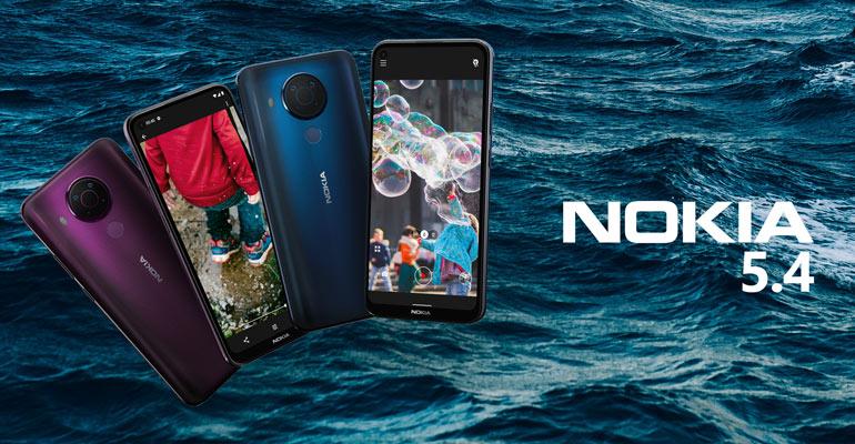 Nokia 5.4 – Einsteiger-Smartphone mit interessanter Ausstattung