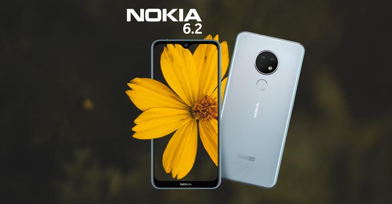 Nokia 6.2 – finnisches Design und gute Leistung