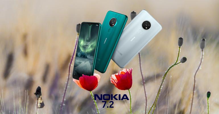 Nokia 7.2 – die gehobene Mittelklasse