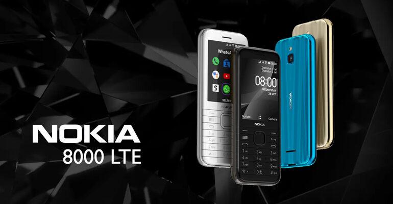 Nokia 8000 LTE – alt in neu