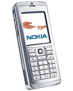 Nokia E60: Businesshandy mit Schwerpunkt Sprachfunktion