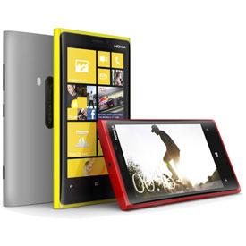 Nokia Lumia 920 – Windows Phone 8 mit NFC und LTE
