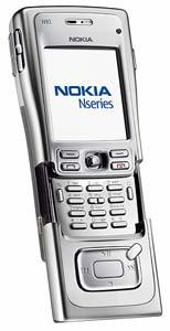 Das Nokia N91: Ipod bald Geschichte?