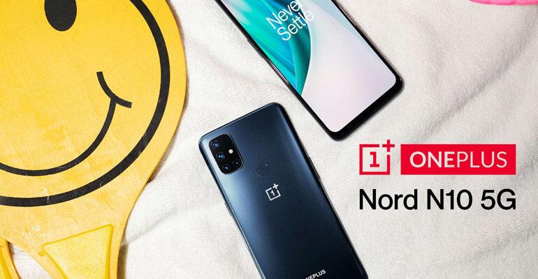 OnePlus Nord N10 – eine neue Klasse