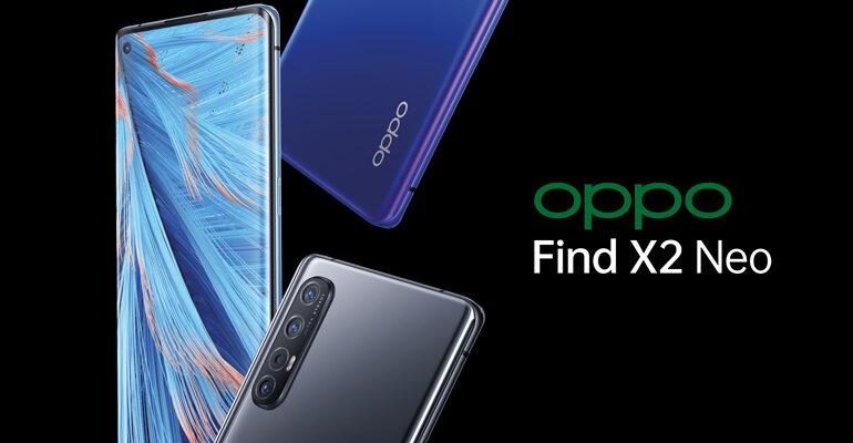 Oppo Find X2 Neo – schlichtes Design und viel dahinter