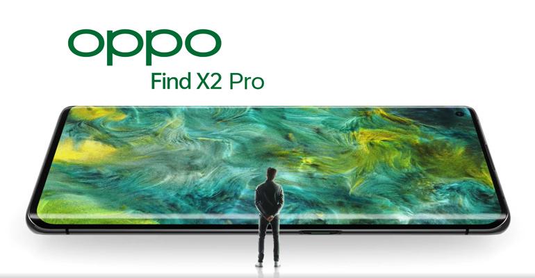 Oppo Find X2 Pro –  der Flaggschiff-Underdog