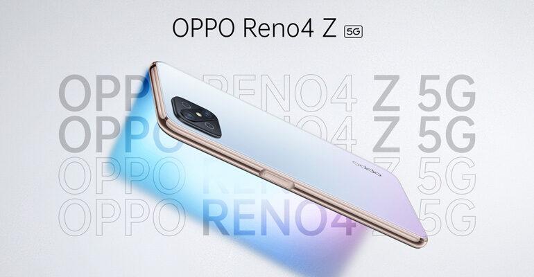 Oppo Reno4 Z – Einstieg in die 5G-Zukunft