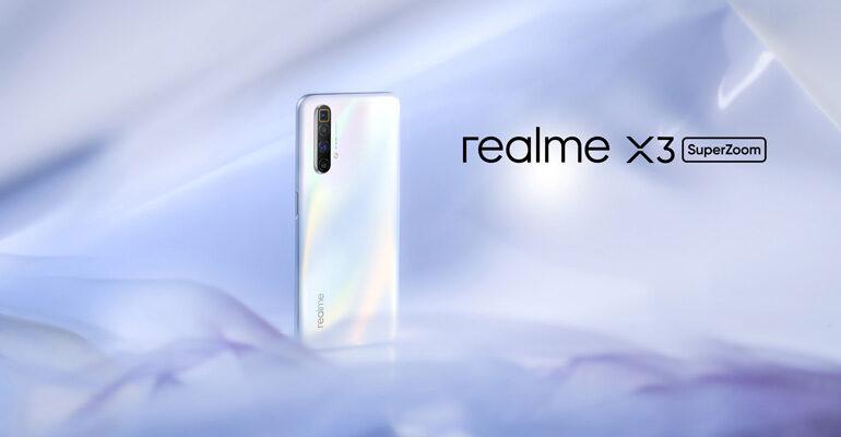 realme X3 SuperZoom – ganz nah dran