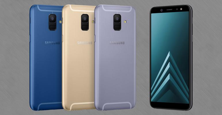 Galaxy A6 & A6 Plus: Samsungs Mittelklasse wurde um zwei wahre Schmuckstücke erweitert