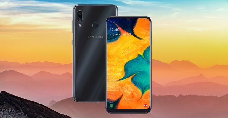 Samsung Galaxy A30 – ein günstiger und vielseitiger Begleiter