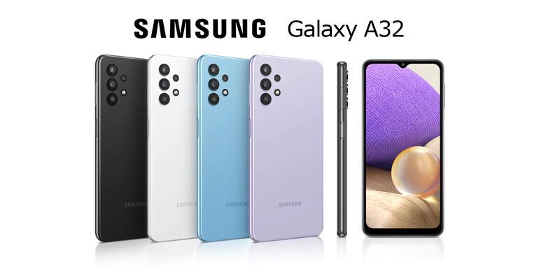 Samsung Galaxy A32 – zukunftsgewandt mit 5G