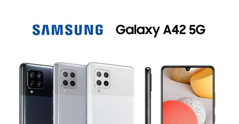 Samsung Galaxy A42 – eleganter 5G-Einstieg
