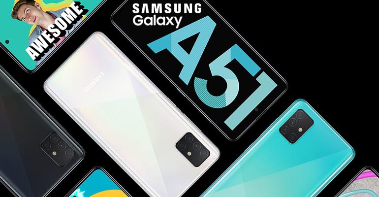 Samsung Galaxy A51 – ein würdevoller Nachfolger