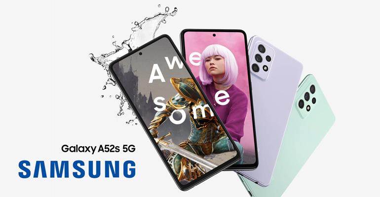 Samsung Galaxy A52s – Alleskönner mit modernen Features