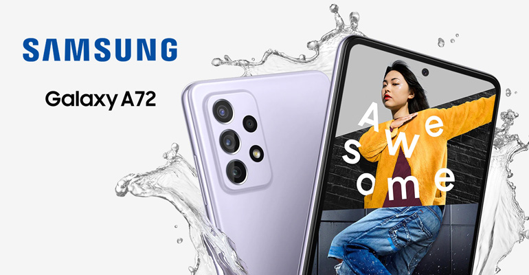 Samsung Galaxy A72 – kraftvoll und vielseitig in der Mittelklasse