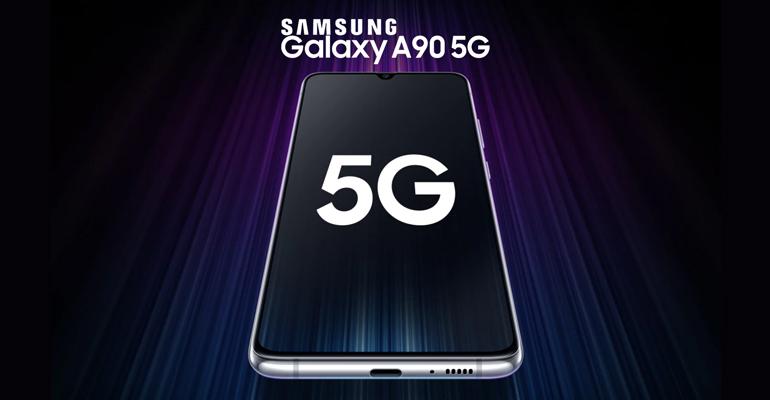 Samsung Galaxy A90 5G – ein 5G-Smartphone für Jedermann