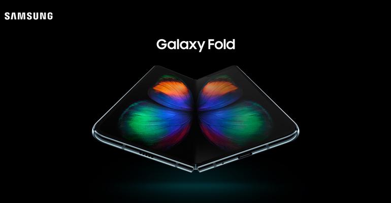 Samsung Galaxy Fold – faltbares Smartphone mit sechs Kameras