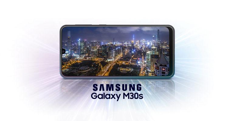 Samsung Galaxy M30s – das günstige Galaxy