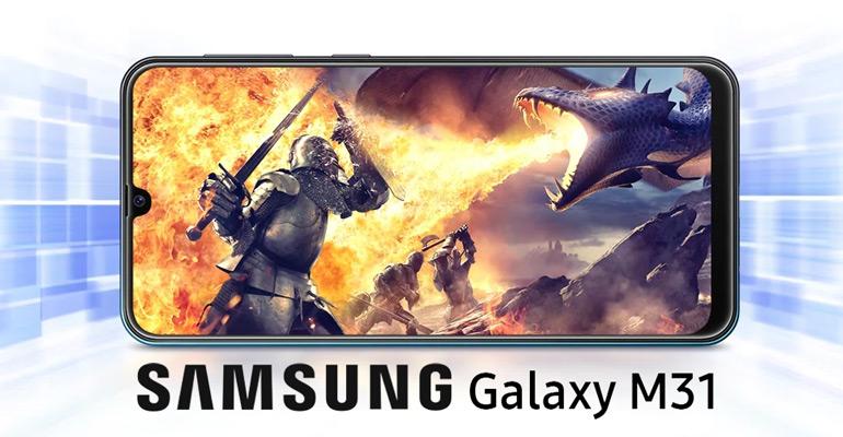 Samsung Galaxy M31 – guter Nachfolger für den Bestseller