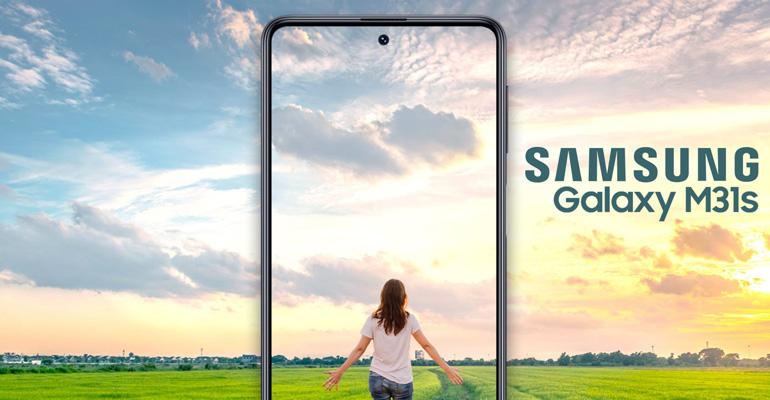 Samsung Galaxy M31s – Nächste Generation der Verkaufsschlager