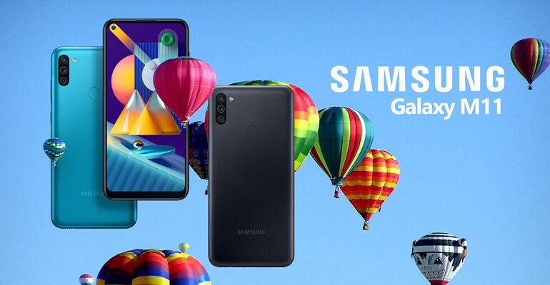 Samsung Galaxy M11 – facettenreiches Einsteiger-Handy