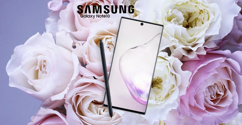 Samsung Galaxy Note 10 – mobile Höchstleistung