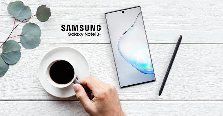 Samsung Galaxy Note 10+ – die Smartphone-Elite