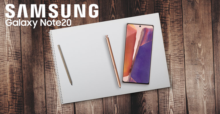 Samsung Galaxy Note 20 – das digitale Notizbuch
