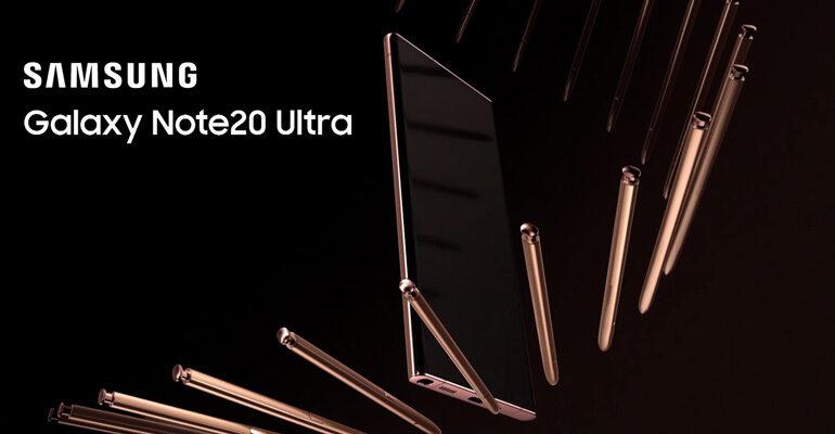 Samsung Galaxy Note 20 Ultra – Smartphone-Gigant