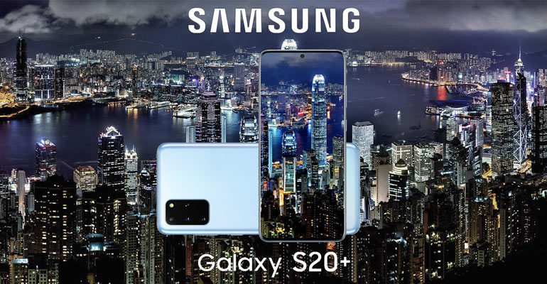 Samsung Galaxy S20 Plus – das Mittelkind der Spitzenmodelle