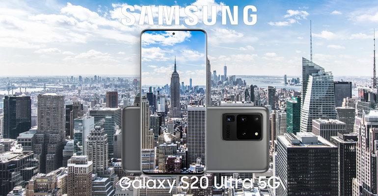 Samsung Galaxy S20 Ultra 5G – alles andere ist von gestern